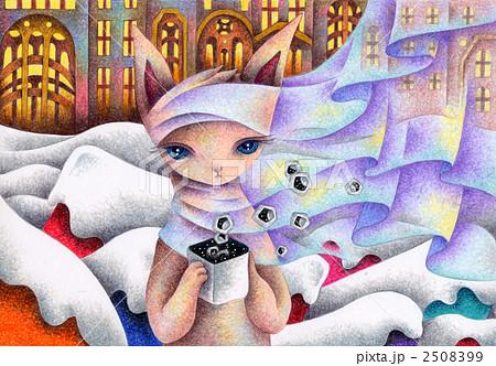 Snow Cat - 猫の妖精 2508399