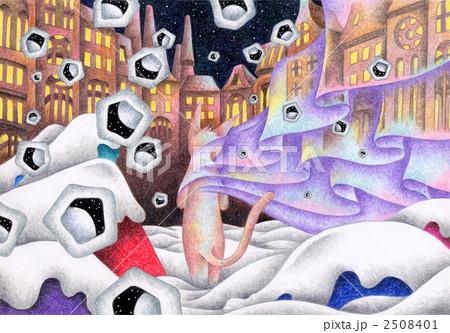 Snow Cat - 旅立ち 2508401