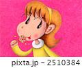 キャンディー 色鉛筆画 ペロペロキャンデーのイラスト 2510384