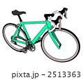 ロードバイク ロードレーサー 自転車のイラスト 2513363