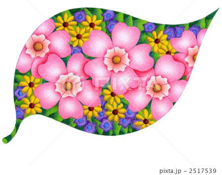 花のイラスト.1 2517539