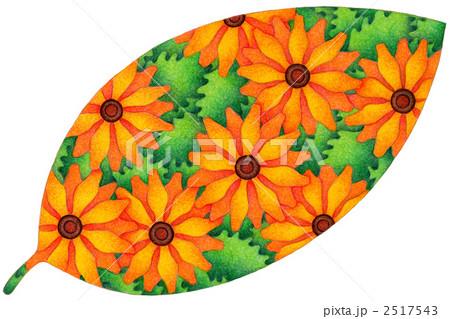 花のイラスト.3 2517543