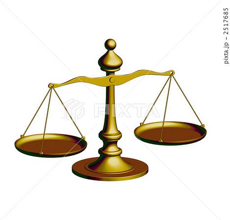 u5929 u79e4 u306e u30a4 u30e9 u30b9 u30c8 u7d20 u6750  2517685  pixta scales of justice clip art in laurels scales of justice clip art blind