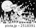 魔女 女の子 女性のイラスト 2518391