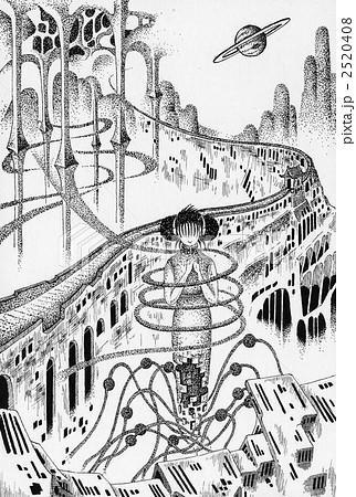 万里の長城 2520408