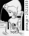ロボットの休息 2521353