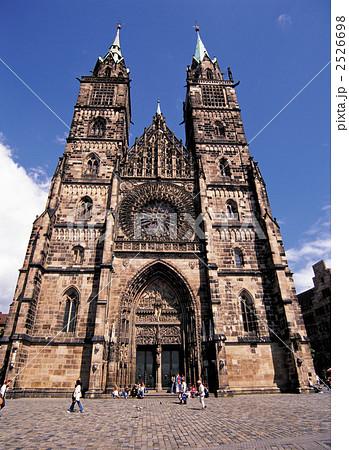 ニュルンブルクの聖ローレンツ教会 2526698