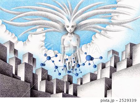 天空の女神 2529339