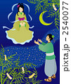 織り姫 天の川 織姫のイラスト 2540077