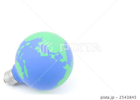 電球の地球 2543845