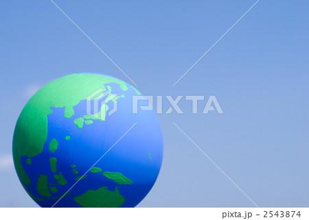 地球と青空 2543874