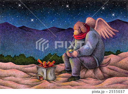 凍える夜 2555037