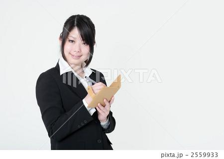 スーツ・OL・手帳 2559933