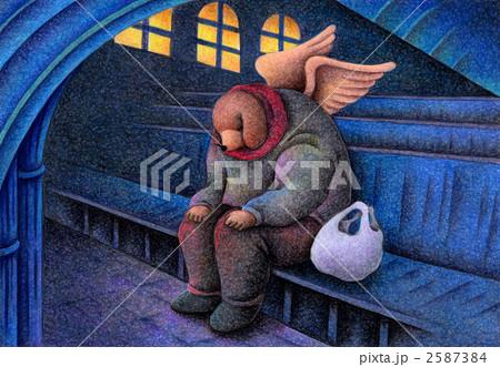 Angel Dog - 古びた聖堂 2587384