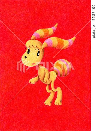 兎の妖精 2587409