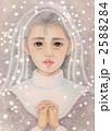 シスター 人物 女の子のイラスト 2588284