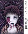 怪物 モンスター オバケのイラスト 2591085