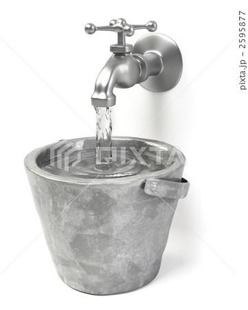 「蛇口から出る水  バケツ」の画像検索結果