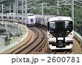 あずさ 特急電車 電車の写真 2600781