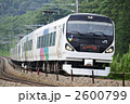 あずさ 特急電車 電車の写真 2600799