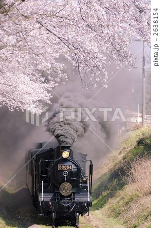 写真素材: 吉尾駅 SL人吉 ひとよしの写真