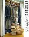 クロゼット クローゼット 洋服の写真 2638313
