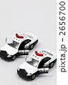 パトロールカー ミニカー パトカーの写真 2656700