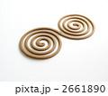 天然除虫菊成分の蚊取り線香(茶色)組み合わせ 2661890