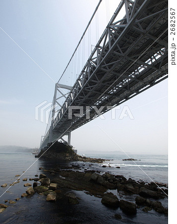 大鳴門橋の裏 2682567