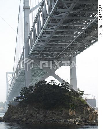 大鳴門橋の裏 2685288