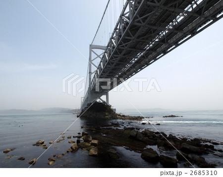 大鳴門橋の裏 2685310