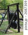 アスレチック フィールドアスレチック 遊具の写真 2687309
