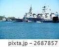 自衛艦 横須賀基地  2687857