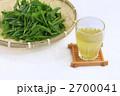 緑茶 新茶 茶葉の写真 2700041
