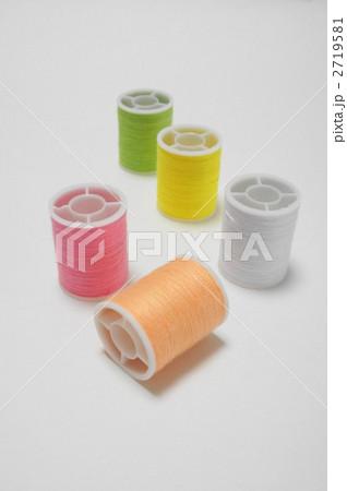 糸・オレンジの写真素材 [2719581] - PIXTA