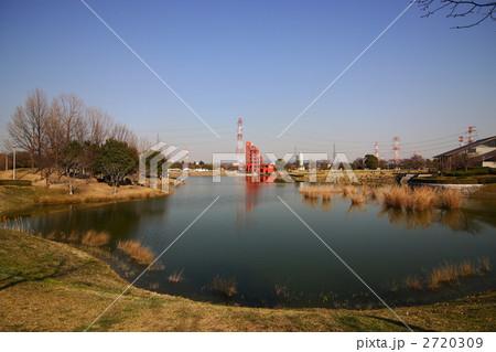 落合公園 水の塔 2720309