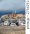 クロアチア イストラ半島 ロヴィニ 旧市街 2734251
