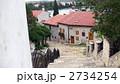 クロアチア イストラ半島 ロヴィニの路地 2734254