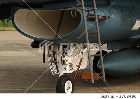 F-2 エアインテーク・前輪部 2763496
