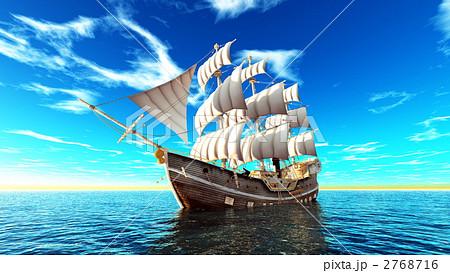 航海 船舶 帆船のイラスト素材 ... : 地図 無料 ダウンロード : 無料