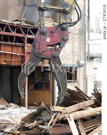家屋の解体工事 2785616