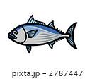 ベクター カツオ 魚のイラスト 2787447
