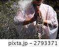 滝行と数珠 2793371