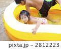 水遊びをする子供たち 2812223