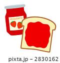 イチゴジャムトースト 2830162