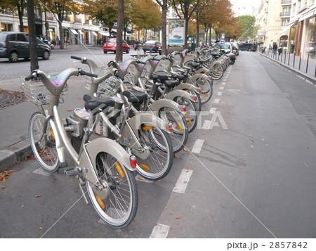 パリのレンタサイクル 2857842