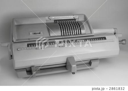 オドネル式計算機(タイガー計算器) 2861832
