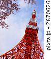 電波塔 東京タワー タワーの写真 2870626