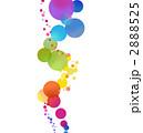 バブル・ドリーム~白背景 2888525