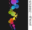 バブル・ドリーム~黒背景 2888526